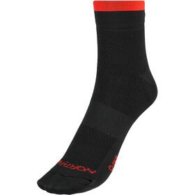 Northwave Origin Sokken, zwart/rood